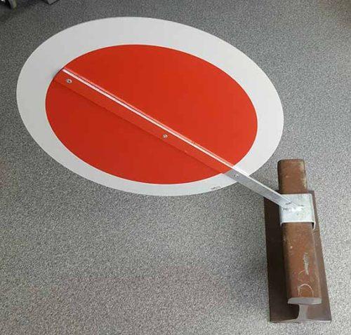 Standsignal stop