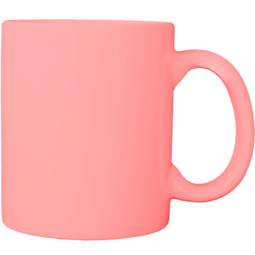 Kaffekrus pink