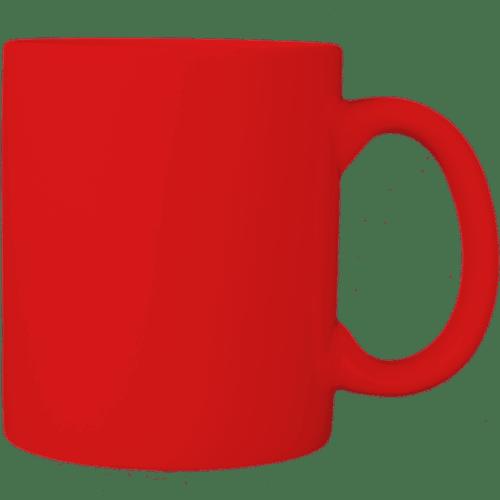 kaffekrus rød