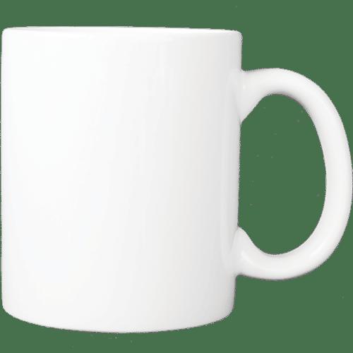 Kaffekrus hvid